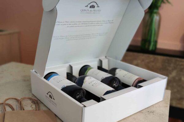 Siria, Roxo, Cabernet Sauvignon en Reserva van Quinta do Piloto voor € 70